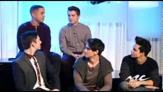Midnight Red You And A Interview w/ Music Choice