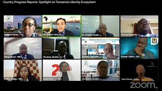 Country Progress Reports: Spotlight on Tanzania's Identity Ecosystem