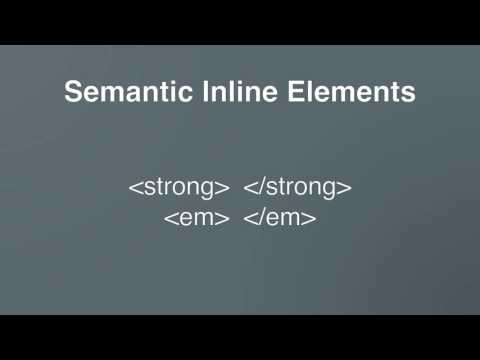 "beginners coding in html -Semantics Organization-Non semantic Elements (""div"" and ""span"")"