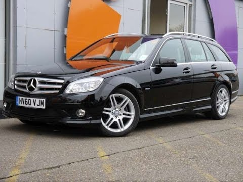 Review our 2010 mercedes benz c250 cdi sport estate for for 2010 mercedes benz c250