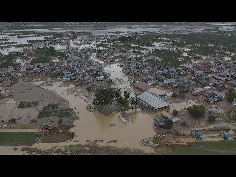 死者53人、救助や捜索続く 台風19号、生活への影響長期化