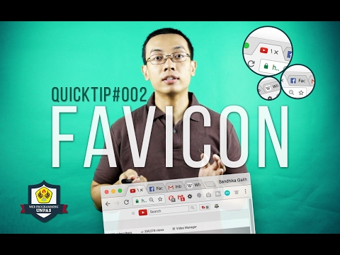 QuickTip #2 : FAVICON