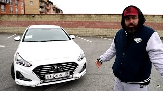 Hyundai Sonata 2018. Кто Ты, Воин?