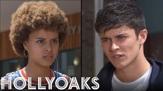 Hollyoaks: Brooke Reacts to Ollie