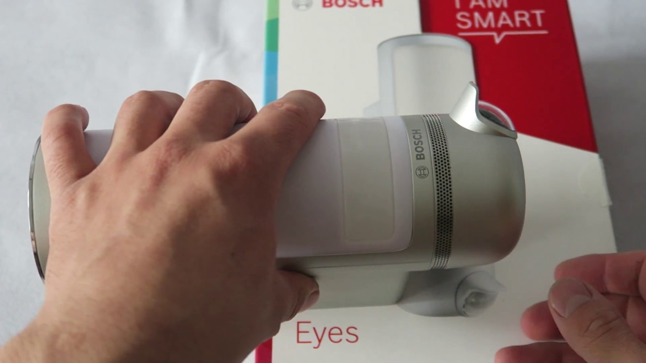 Camera Surveillance Exterieur Voisin Bosch Smart Home Bosch 360 Et Bosch Eyes