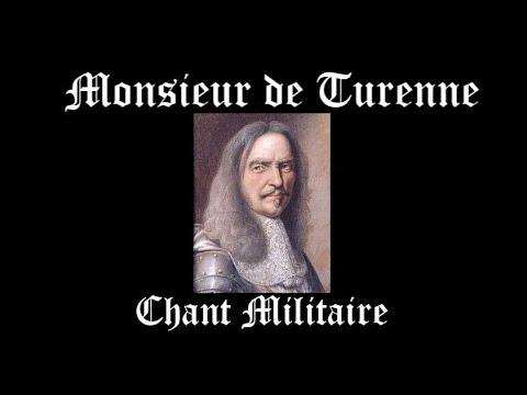 Chant: Monsieur de Turenne