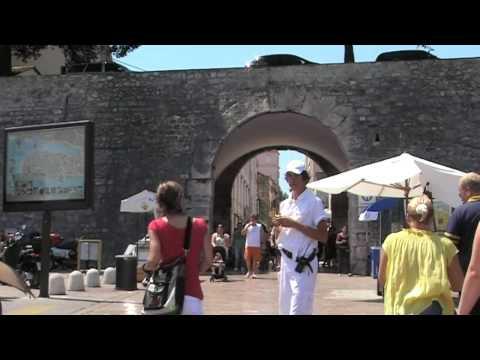 Zadar In Your Pocket - Bridge Gate