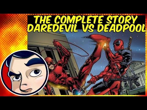 Daredevil vs Deadpool - Complete Story