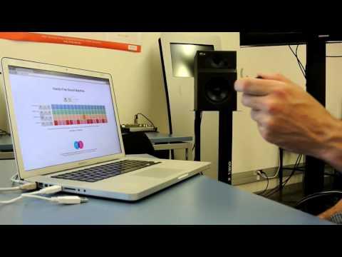 Hands-Free Sound Machine