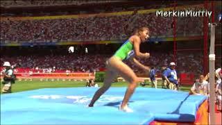 Lucimara da Silva - Olympic High Jump