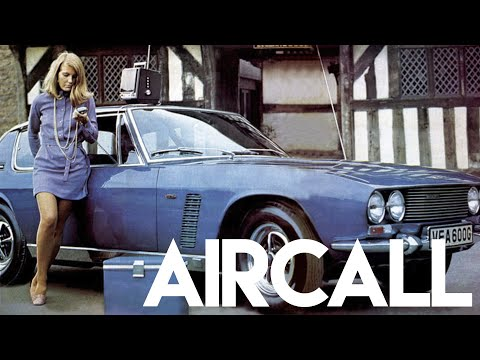 AirCall - 1970's VHF Radiotelephone System