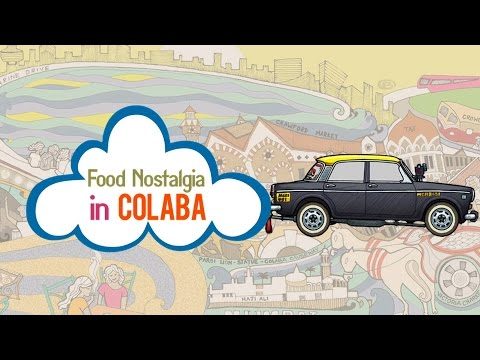 Walk Down Colaba | Bademiyan, Bagdadi, Leopold's, Mondy's, Cafe Churchill, Martin Hotel