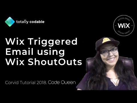 Send Emails with Wix Code and Wix Shoutouts