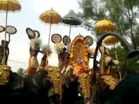 Pazhayannur Bagavthi narmala 2012 by vinod jaya vadakkekara kumbalakode