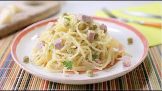 Prepara unos auténticos espaguetis a la milanesa - Mira qué Bueno
