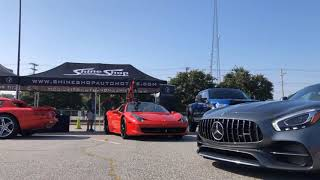 Cars and Coffee Greensboro NC 8/2019