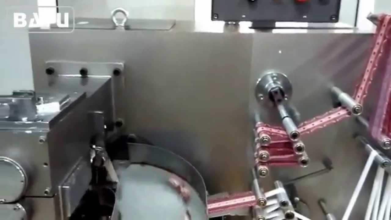 Dosificador Para Granos: Maquina Cerradora De Caramelos Tipo Twist, Doble Giro