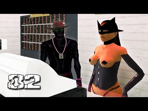 GTA San Andreas - PC - Mission 82 - Key To Her Heart