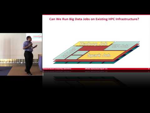 HPC Technologies for Accelerating Big Data Processing