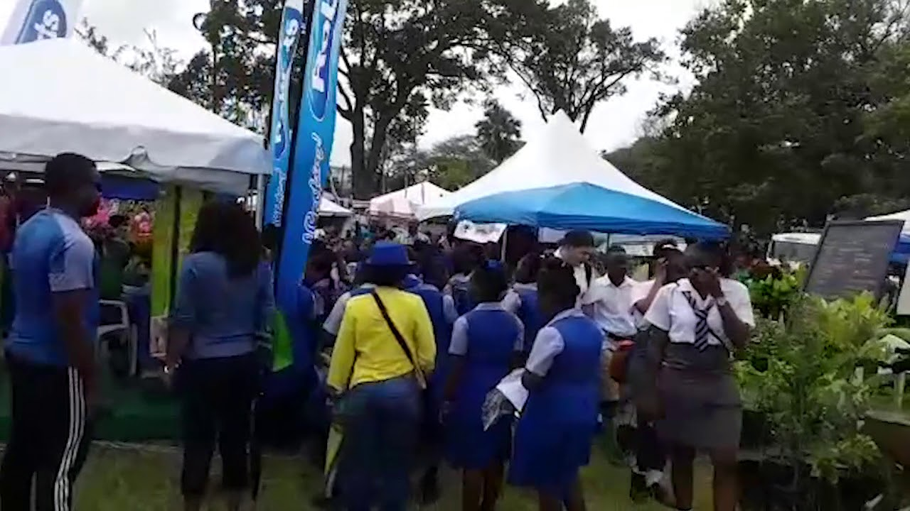 Nation Update; Agrofest opens - Dauer: 40 Sekunden