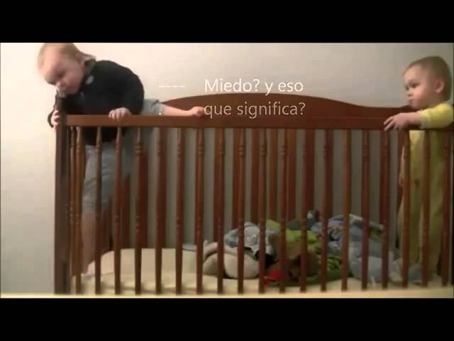 Vídeos chistosos de bebés unicos en una Experiencia de Mision Imposible