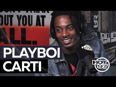 Thumbnail: Playboi Carti Talks Being A Mystery, Respecting 'Older' Artists & Shares His Influences