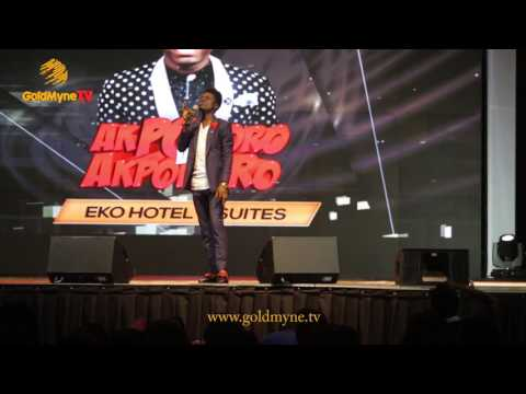 KENNY BLAQ AT SENDS AUDIENCE LAUGHING AT APKORORO VS APKORORO