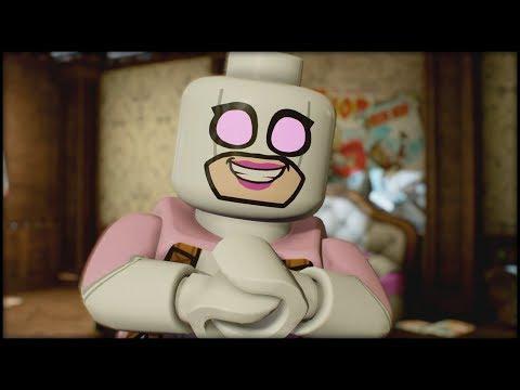LEGO Marvel Superheroes 2 - Gwenpool Mission 7 Hank-Ger Management