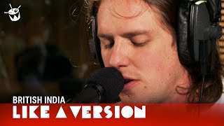 British India cover White Town