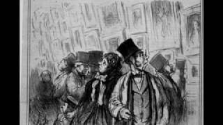 DAUMIER: An Unusual Exhibition Guide