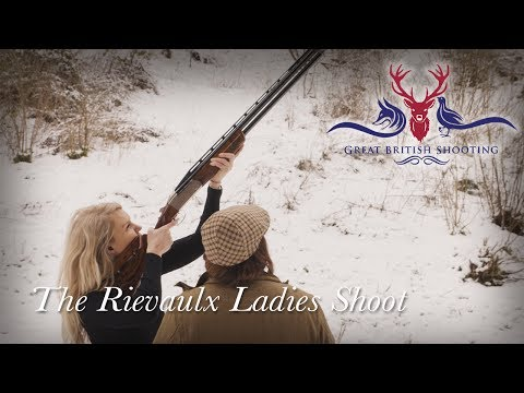 The Rievaulx Ladies Day Pheasant Shoot with Rachel Carrie