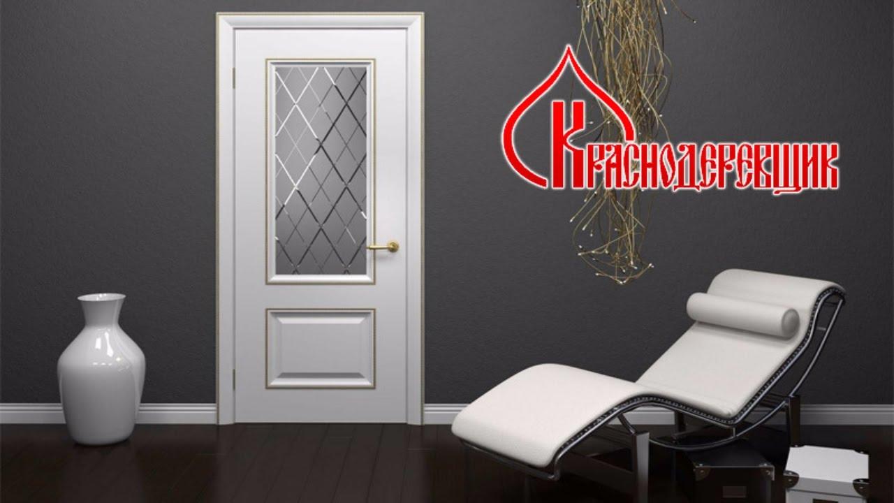 Межкомнатные двери Дверона на сайте dverini.ru - YouTube