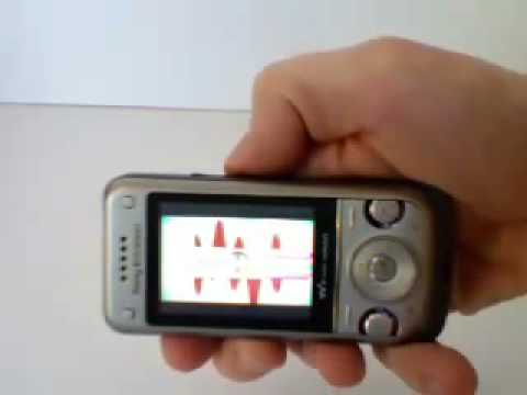 Sony Ericsson W760 Video Review