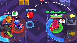 MONSTER's HEAD! 💣 Brawl Stars 2020 Summer of Monsters Funny Moments