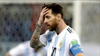 world cup recap argentina loses to croatia 3 0 in huge upset
