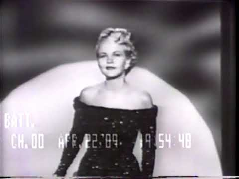 The Reporters   Peggy Lee Interview April 1989