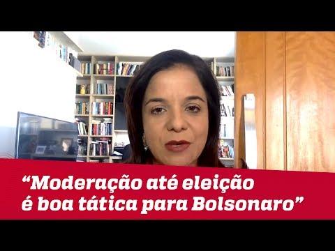 Moderação até a eleição seria boa tática para Bolsonaro e aliados | Vera Magalhães