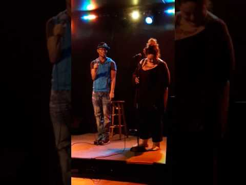 Maelini and Marquis killing karaoke together