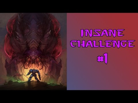 INSANE CHALLENGE #1: Pro player 1v3 (plat/plat/gold) players, is it possible?! - StarCraft 2