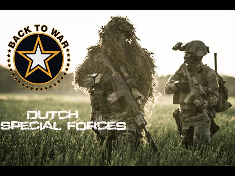 Dutch Special Forces | Korps | 2017 | - Eye of the Storm