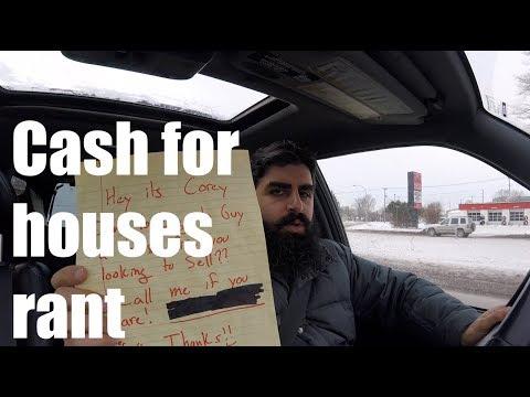 Off market cash for houses rant Dec 20'17 David Fouad Winnipeg REALTOR®