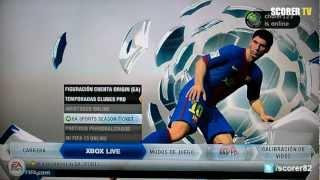 FIFA 13 Xbox 360: Probando el demo y echándonos una partida - Review