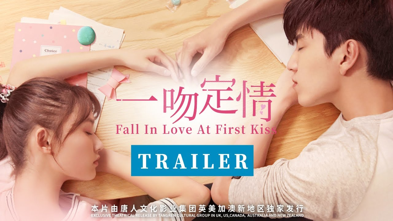 Download Fall In Love at First Kiss-Official Trailer 2019