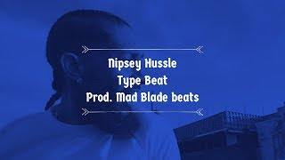[Free] Nipsey hussle - Motivate Type Beat (Instrumental)