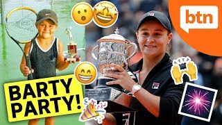Barty Party: Ash Barty Wins Australia's First French Open in 46 years! – Today's Biggest News
