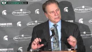Tom Izzo Press Conference: Beating Oakland, hot shooting and injury updates