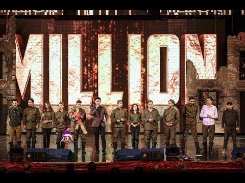 MILLION KONSERT DASTURIDAN LAVXALAR 2018