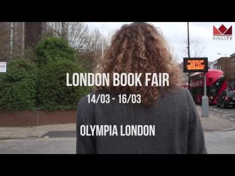 London Book Fair 2017 promo