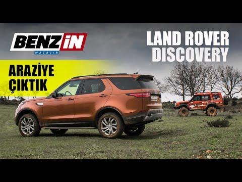 Yeni Land Rover Discovery test sürüşü - Benzin TV 2017