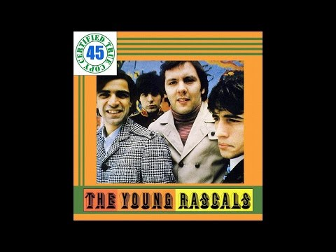 THE YOUNG RASCALS - I AIN'T GONNA EAT OUT MY HEART ANYMORE - The Young Rascals (1966) :: SOTW #36